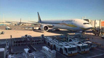 Meer dan miljard schulden: Jet Airways annuleert internationale vluchten tot en met maandag