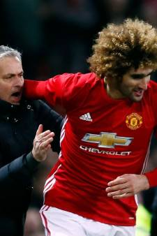 Marouane Fellaini, la priorité de José Mourinho à Tottenham cet hiver?