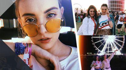 Contour: Paulien en Olga Leyers' avonturen op Coachella