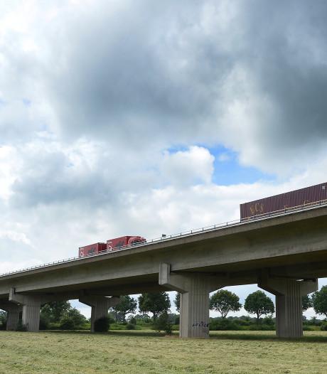Boxmeer tegen verhoging snelheid naar 130 km/u op snelweg A77
