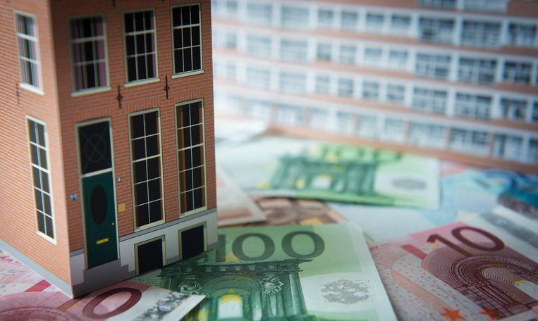 Het aantal leningen stijgt niet evenredig met het aantal verkopen op de immomarkt