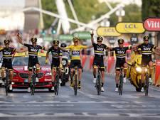 UCI verkleint ploegen bij grote wielerrondes van 9 naar 8