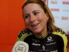 Van Vleuten: finish volgend jaar graag 100 meter verder