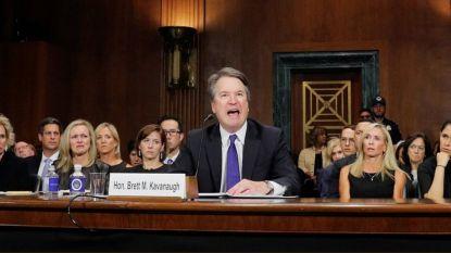 """""""Alle vrouwen op deze foto maken duidelijk hoe ze over rechter Kavanaugh denken"""""""
