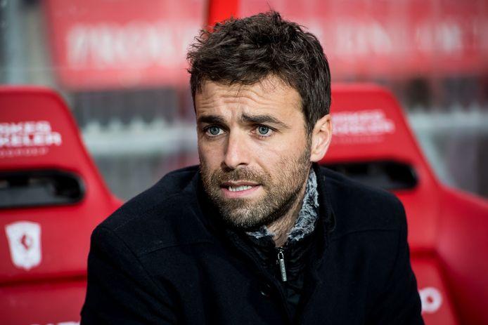 Gonzalo Garcia snapt de ontevredenheid, maar is het niet eens met de kritiek op het spel van FC Twente.