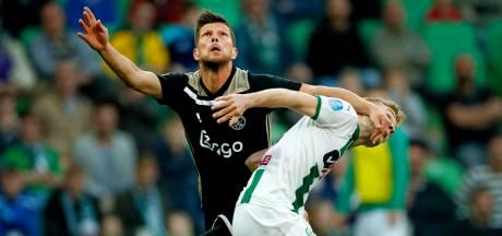 KNVB deelt VAR-discussie Huntelaar-goal: 'Dennis, ik vind hem lastig'