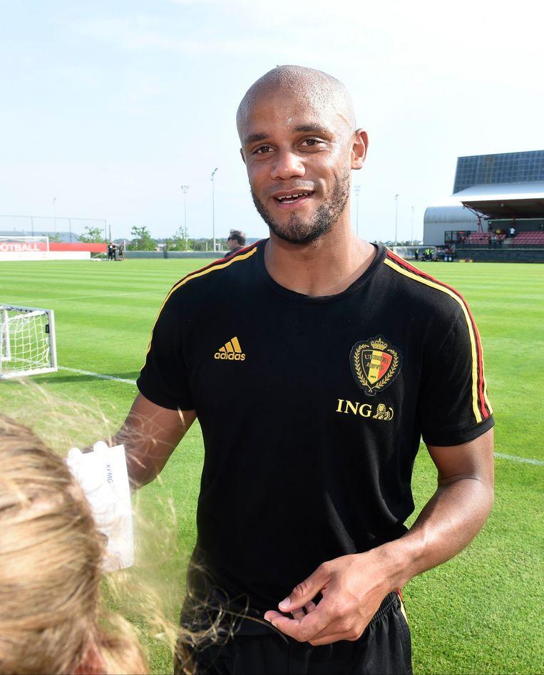 Vincent Kompany stond in Anderlecht zes maanden bekend als 'Jean-Pierre Van Overschelde'.