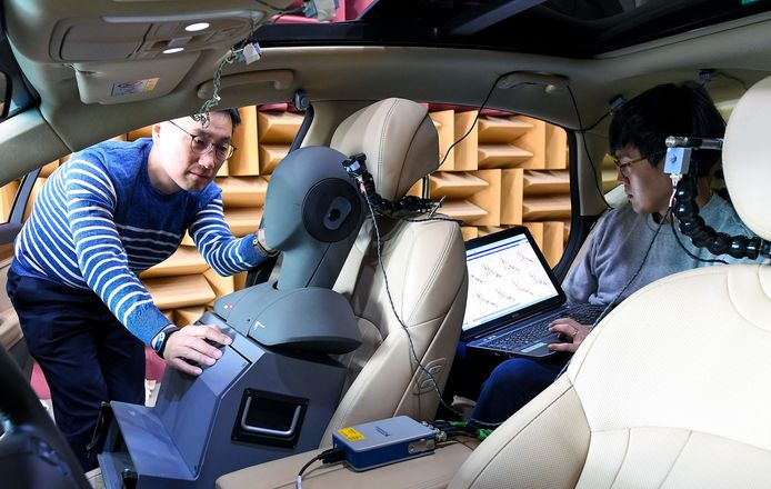 Hyundai gaat noise cancelling gebruiken om geluidsniveaus terug te dringen