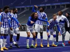 Dilrosun verslaat met Hertha Becker in Berlijnse derby