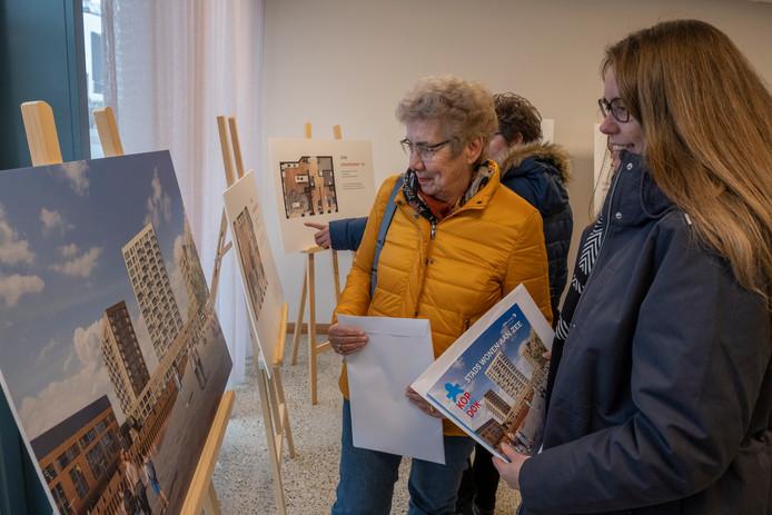 De Kop van het Dok in Vlissingen trekt veel belangstellenden.