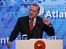 Erdogan wil steun Trump voor Raqqa-offensief