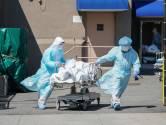731 décès en 24h rien que dans l'État de New York