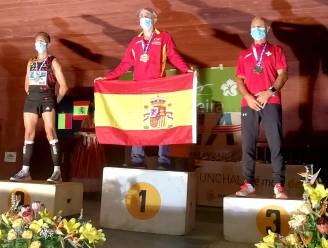 Marc Sempels strandt op één seconde van Europese masterstitel (60+) halve marathon