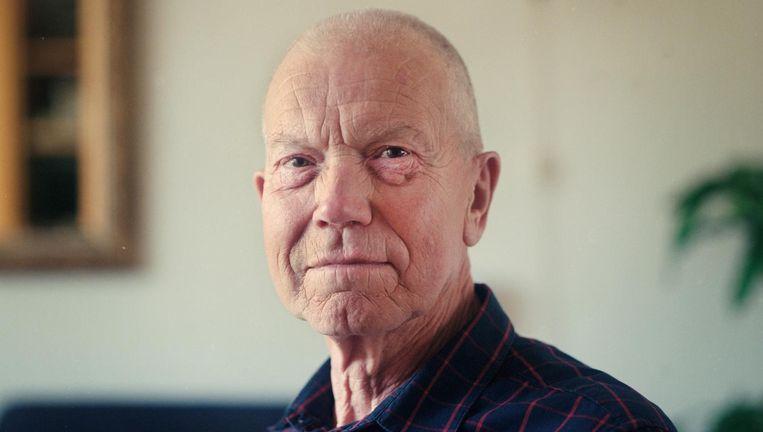 Wilfred van der Wateren (75). Beeld Marc Driessen