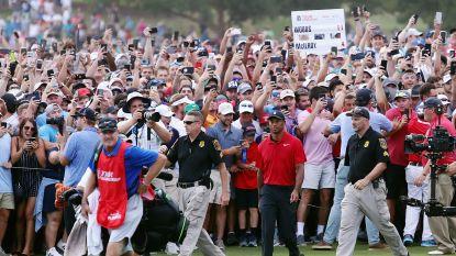 Straffe comeback: dit doet de eerste winst van Tiger Woods in 1.876 dagen met Amerikaanse golffans