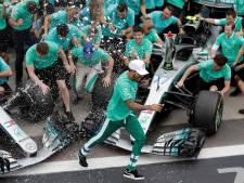 Vijfde constructeurstitel Mercedes 'voelt als de mooiste'