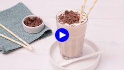 This milkshake brings all the boys to your yard: met banaan, whiskey en chocolade