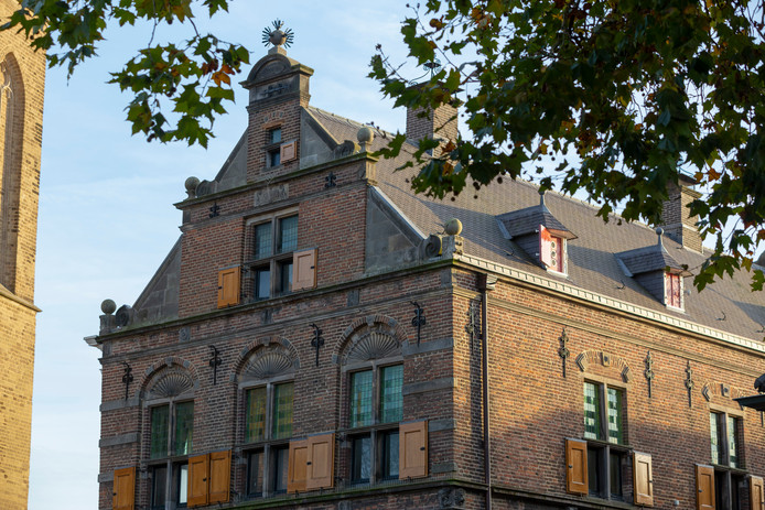Escape Room De Berechting in Lochem. De Escape Room is gevestigd op de bovenste etage van het oude raadhuis.