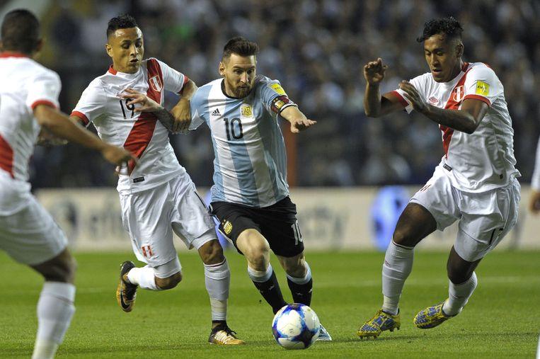 Lionel Messi. Beeld ANP