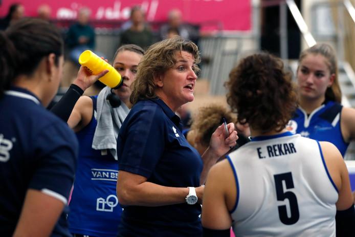 Vera Koenen had weer succes met Sliedrecht Sport.