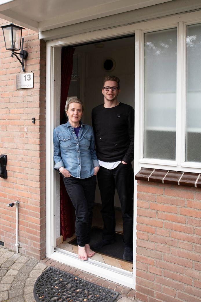 Ina en Jason Verhagen. #Wijzijnthuis