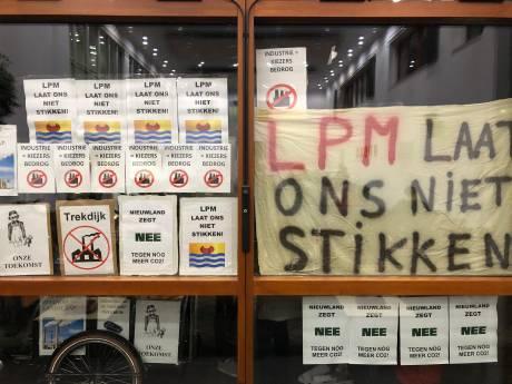 Minder vervuilende bedrijven aan Trekdijk bij Nieuw- en Sint Joosland