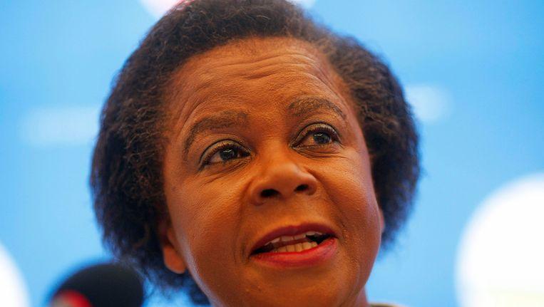 Mamphela Ramphele Beeld REUTERS