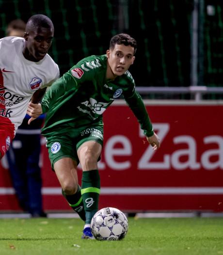 De Graafschap ontsnapt aan eerste nederlaag bij Jong FC Utrecht