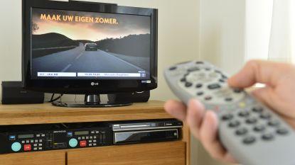 """""""Game over voor Vlaamse tv"""""""