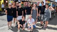 Buren Hoofdstraat vieren feest