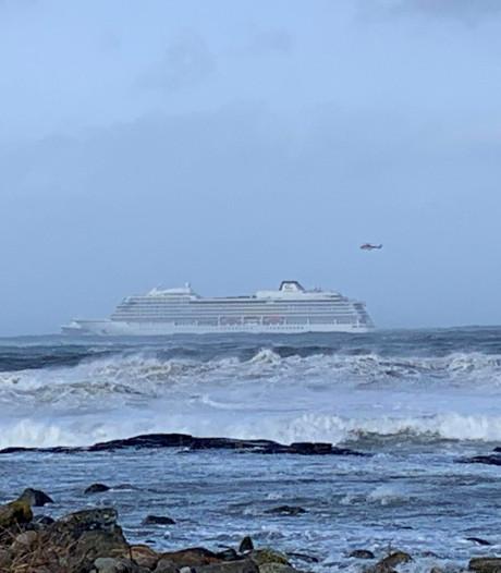 Nog een schip in problemen voor Noorse kust, reddingsacties in volle gang