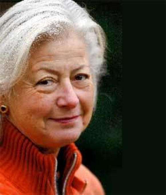 Françoise Desguin, alias mevrouw De Croo.