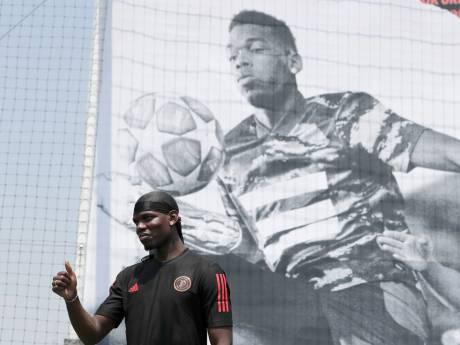 """Pogba veut """"un nouveau défi"""" loin de Manchester United"""
