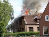 Brandweer voorkomt asbestgevaar bij uitslaande brand in woning arbeidsmigranten in Noordhoek