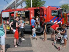 Open dag bij brandweer Schijndel geeft zicht op heden én verleden