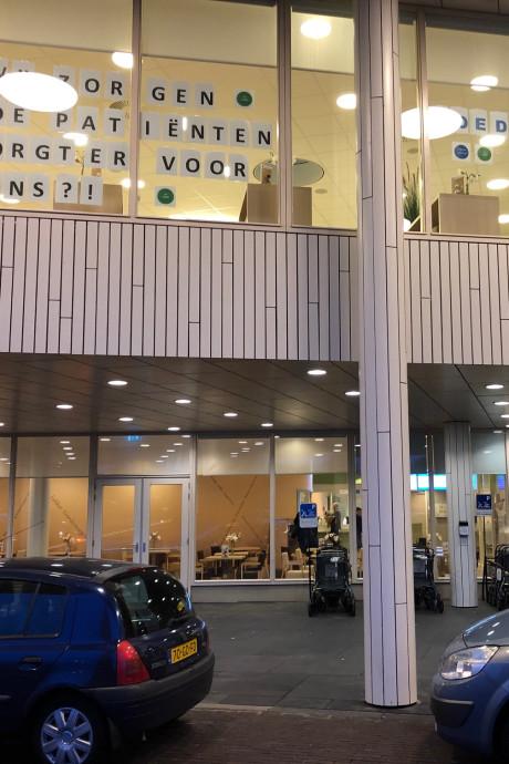 Bernhoven schakelt tandje terug op actiedag: zondagsdiensten en verzette afspraken