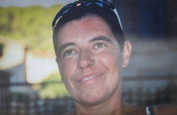 Turnjuf Joke Tack. Ze overleed deze week na een jarenlange strijd tegen kanker.