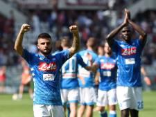 Napoli weer in spoor van Juventus na zege op Torino