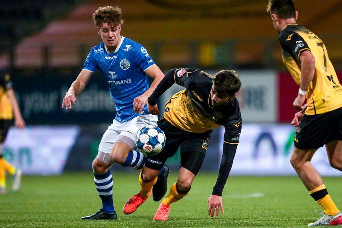 FC Den Bosch pakte zaterdagavond knap een punt op bezoek bij Roda JC (0-0).
