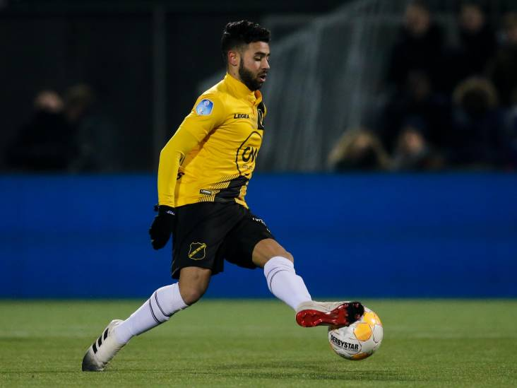 Na twee jaar NAC verhuurt Manchester City Paolo Fernandes aan Perugia