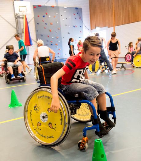 Eindelijk kan iedereen in een rolstoel sporten