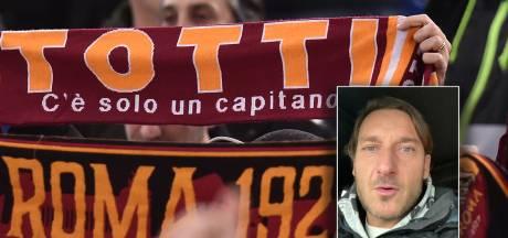 Lazio-voetbalster ontwaakt uit coma na horen videoboodschap AS Roma-legende Totti