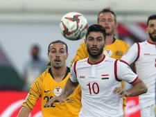 Syrië uitgeschakeld in Azië Cup: Osman morgen alweer richting Almelo
