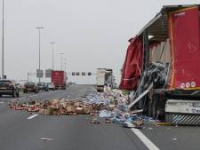Rijkswaterstaat: ongelukken op A1 staan los van werkzaamheden
