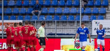 Valse competitiestart van FC Den Bosch