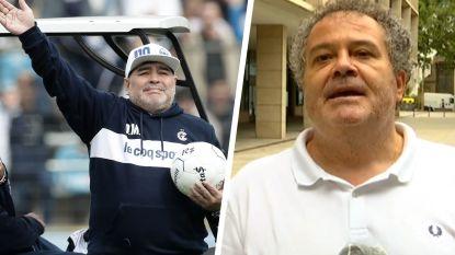 Maradona nieuwe bondscoach van 'La Roja'? Als het van kandidaat-voorzitter van Spaanse voetbalbond afhangt wel