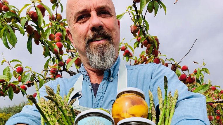 Alain Grootaers (55), olijfolieproducent en reisorganisator in Zuid-Andalusië (Spanje).