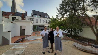 Sterrenrestaurant Hofke van Bazel krijgt broertje: dineren, vergaderen en overnachten in luxe in 'Le Relais de Bazel'