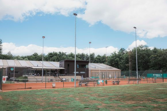 Tennisclub Tenkie in Hasselt.