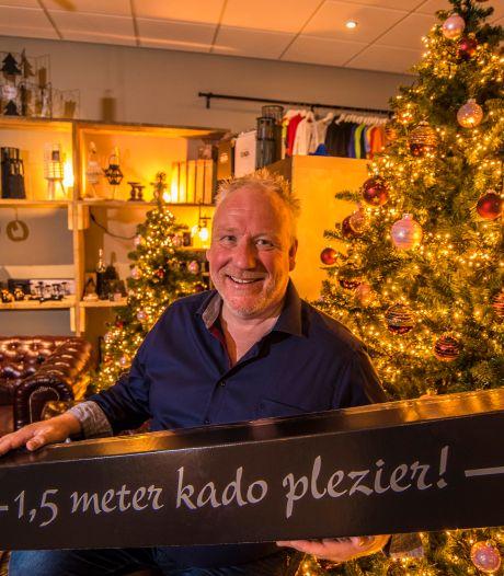 Nazomeren? In deze showroom in Hengelo is het al kerst!